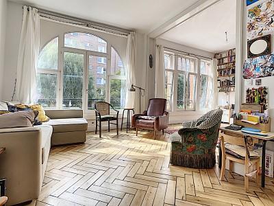 APPARTEMENT T3 A VENDRE - LILLE - 93 m2 - 360000 €