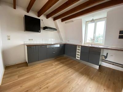 APPARTEMENT T3 A LOUER - FACHES THUMESNIL - 70 m2 - 680 € charges comprises par mois