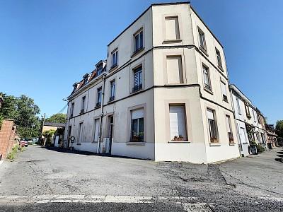 IMMEUBLE DE RAPPORT A VENDRE - ROUBAIX - 300 m2 - 577500 €