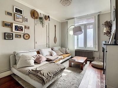 MAISON A VENDRE - MARCQ EN BAROEUL - 110 m2 - 340000 €