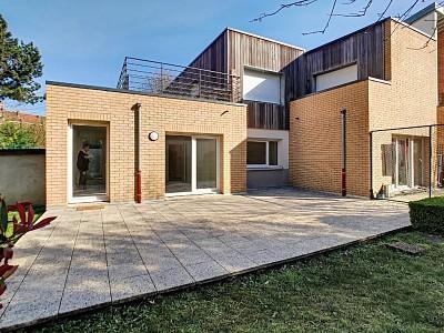 APPARTEMENT T4 A VENDRE - LILLE - 88 m2 - 329600 €