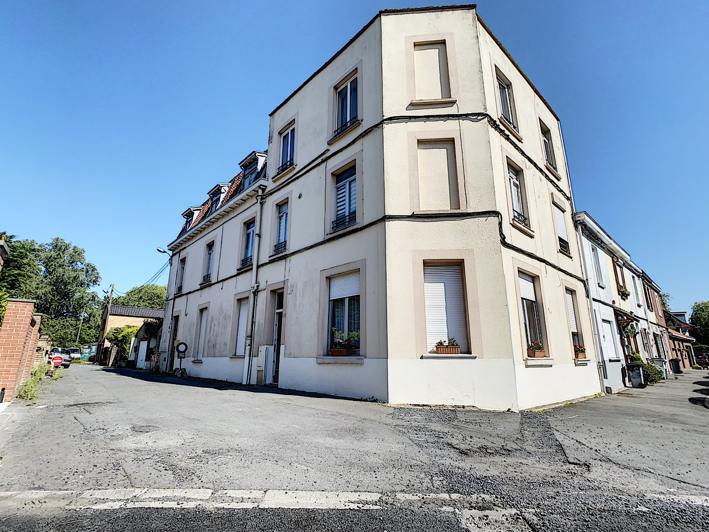 IMMEUBLE DE RAPPORT - ROUBAIX - 300 m2 - 577500 €