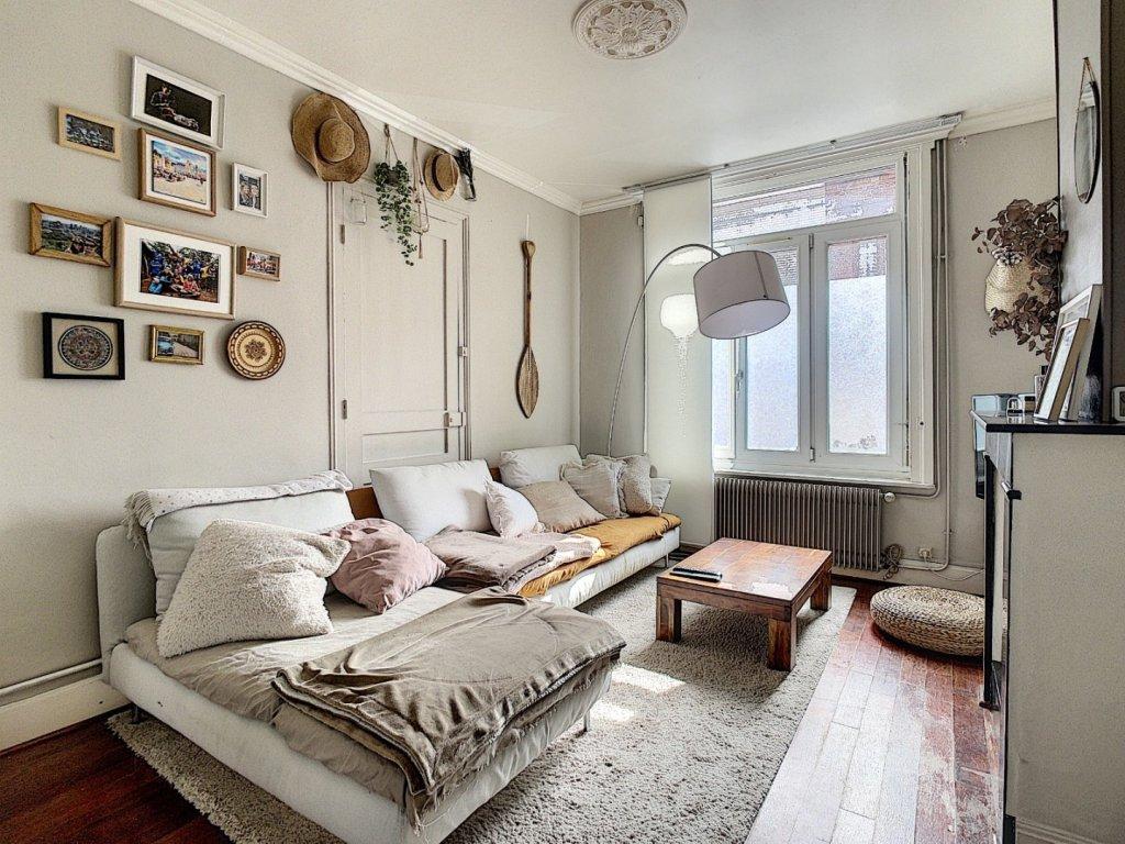 MAISON A VENDRE - LA MADELEINE - 110 m2 - 340000 €
