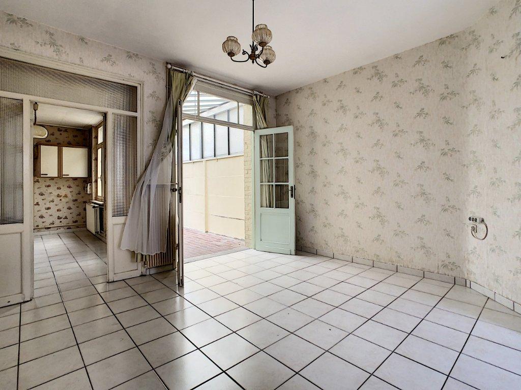 MAISON - LAMBERSART - 100 m2 - VENDU
