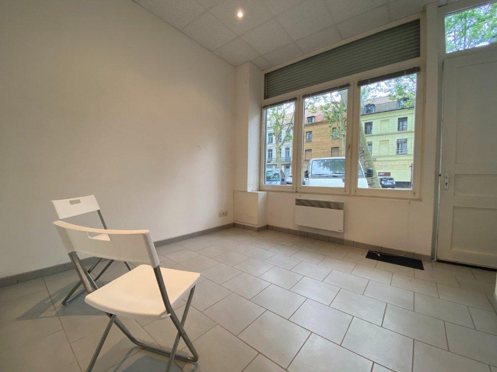 APPARTEMENT T1 A VENDRE - LILLE - 13 m2 - 35000 €
