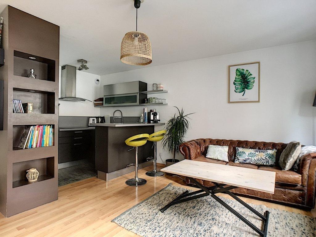 APPARTEMENT T2 - LILLE - 46 m2 - VENDU