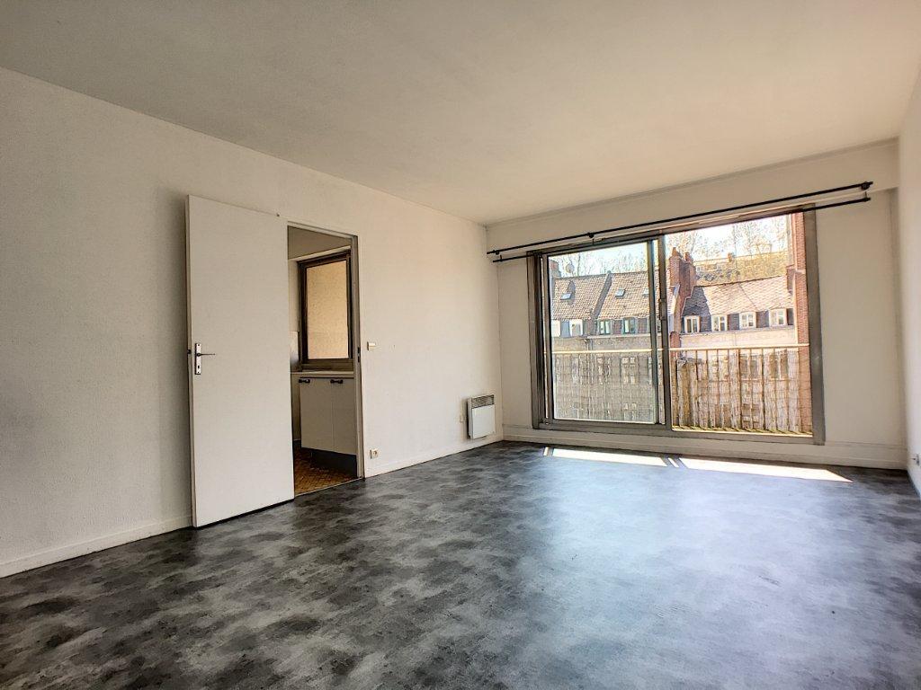 APPARTEMENT T2 - LILLE - 50 m2 - VENDU