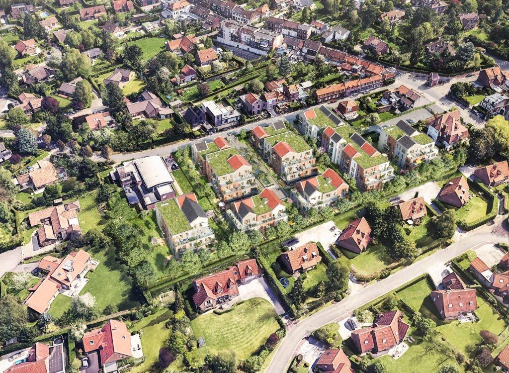 APPARTEMENT T2 NEUF A VENDRE - MOUVAUX - 45,07 m2 - 208000 €