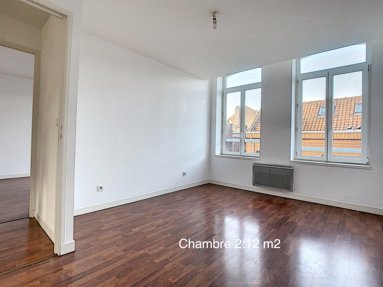 APPARTEMENT T3 A VENDRE - LILLE - 56,7 m2 - 175000 €