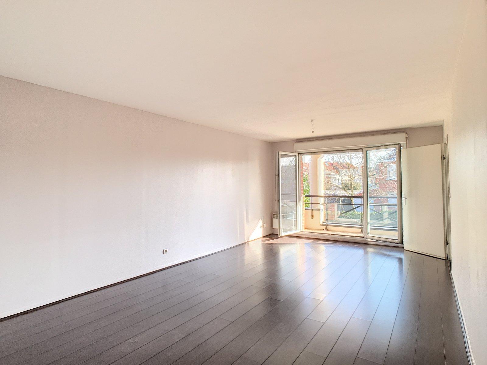 APPARTEMENT T3 A VENDRE - MARCQ EN BAROEUL - 75 m2 - 262500 €