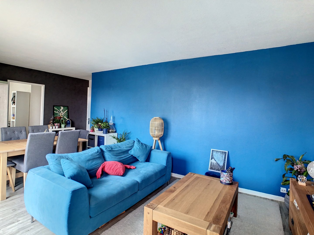 APPARTEMENT T3 A VENDRE - MARCQ EN BAROEUL - 65,59 m2 - 241500 €
