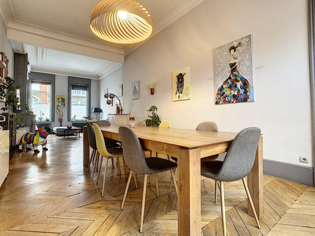 APPARTEMENT T5 A VENDRE - LILLE - 193 m2 - 675000 €